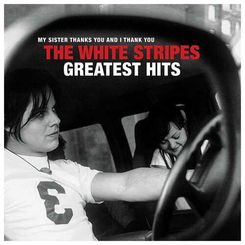 The White Stripes – Greatest Hits (2 LP)
