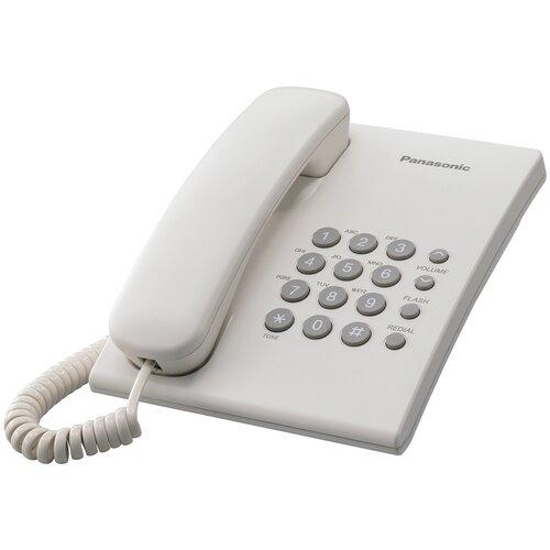 Телефон Panasonic KX-TS2350 белый