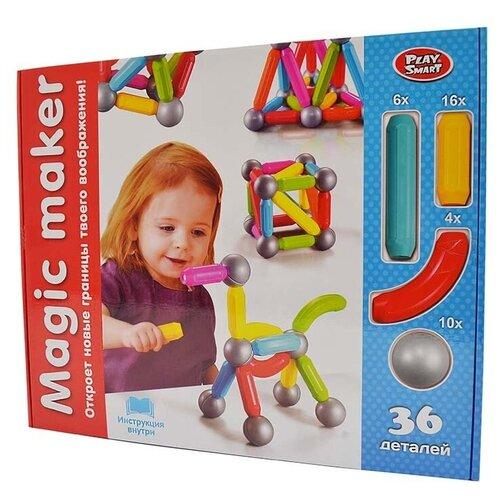 Конструктор Play Smart Magic Maker 2443
