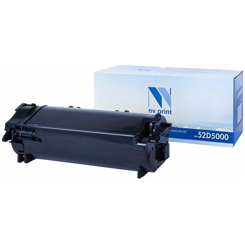 Фото - Картридж NV Print 52D5000 для Lexmark, совместимый картридж nv print c950x2kg для lexmark совместимый