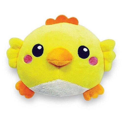 Фото - Развивающая игрушка Азбукварик Люленьки Плюшики Цыпленок, желтый подвесная игрушка азбукварик зайчонок люленьки желтый голубой