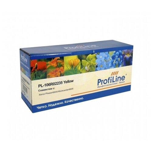 Фото - Картридж ProfiLine PL-106R02235-Y, совместимый картридж profiline pl q6462a y совместимый