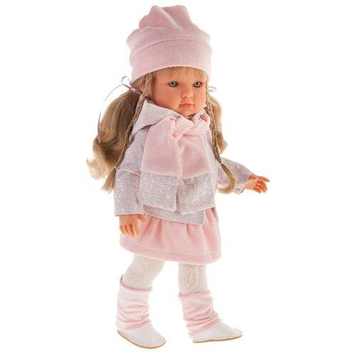 Фото - Кукла Antonio Juan Эстефания в розовом, 45 см, 2817P кукла antonio juan антония в розовом 40 см 3376p