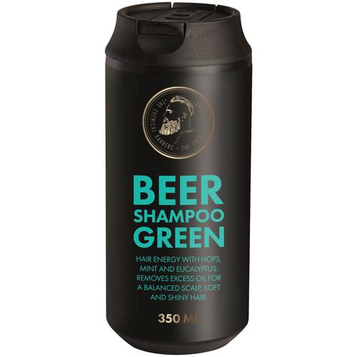 Купить The Chemical Barbers шампунь для волос Beer Green с мятой и эвкалиптом, 350 мл