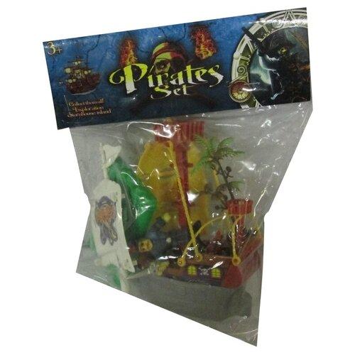 Набор фигурок Shantou Gepai Пираты 15998D недорого