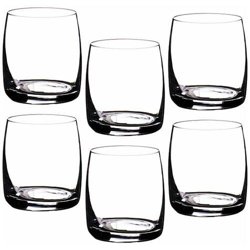 Набор стаканов из 6 шт. Crystalite 669-051 ideal / pavo 290 мл ваза globus высота 30 5см crystalite 669 310