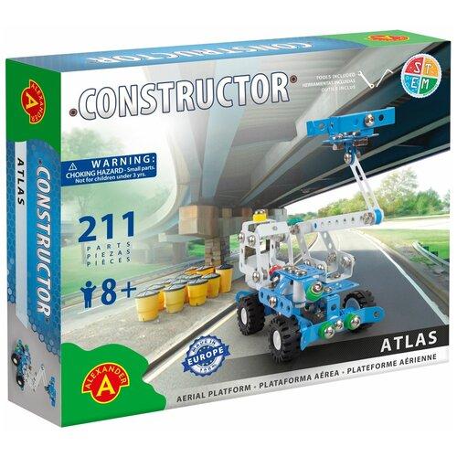 Конструктор Alexander 1644 Подъёмная платформа Атлас