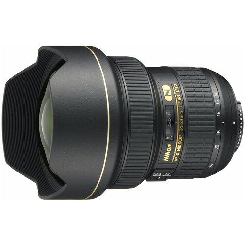 Фото - Объектив Nikon 14-24mm f/2.8G ED AF-S Nikkor объектив nikon af s nikkor 500mm f 5 6e pf ed vr