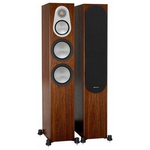 Напольная акустическая система Monitor Audio Silver 300 walnut