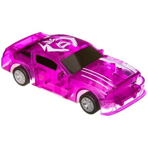 Фото - Легковой автомобиль BONDIBON ВВ4242, фиолетовый легковой автомобиль mattel