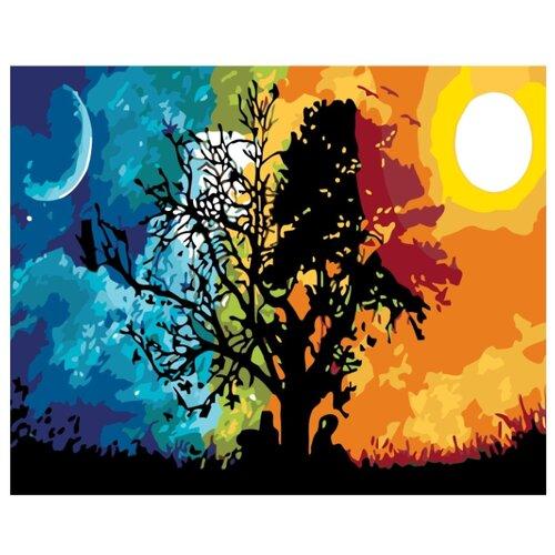 Купить Картина по номерам, 100 x 125, KTMK-54413, Живопись по номерам , набор для раскрашивания, раскраска, Картины по номерам и контурам