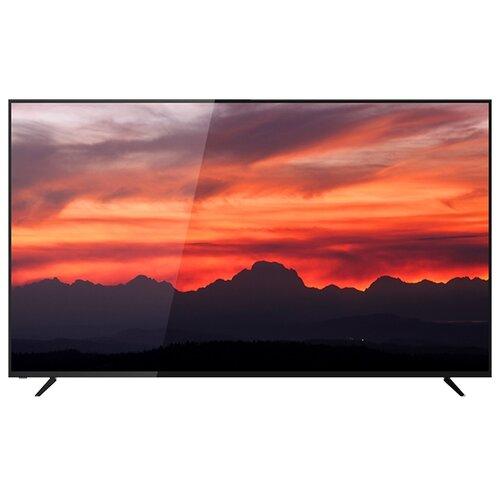 Фото - Телевизор BQ 75FSU15B 75 (2020), черный bq p60