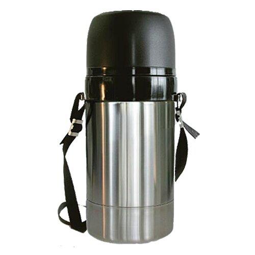 Классический термос Амет Дорожный DU, 0.5 л серебристый