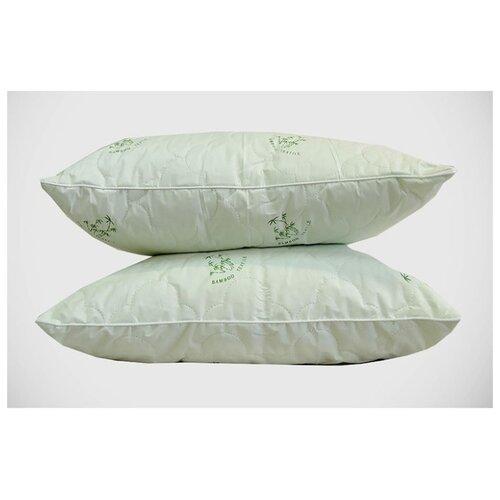 Подушка Monro Бамбук, 70*70 см, тик, конверт, хлопок 100%