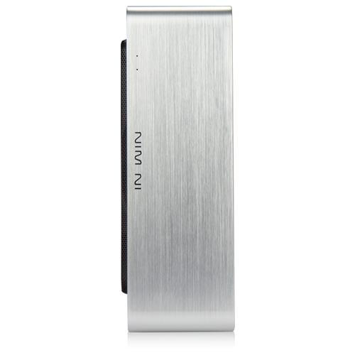 Настольный компьютер Deltacom CORP mini-ITX DCCP10108500WP Micro-Tower/Intel Core i3-10100/8 ГБ/500 ГБ SSD/Intel UHD Graphics 630/Windows 10 Pro серебристый