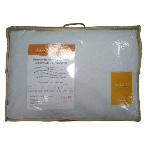Гречневая подушка в двойном хлопковом чехле Лика, л004 50 х 70 см