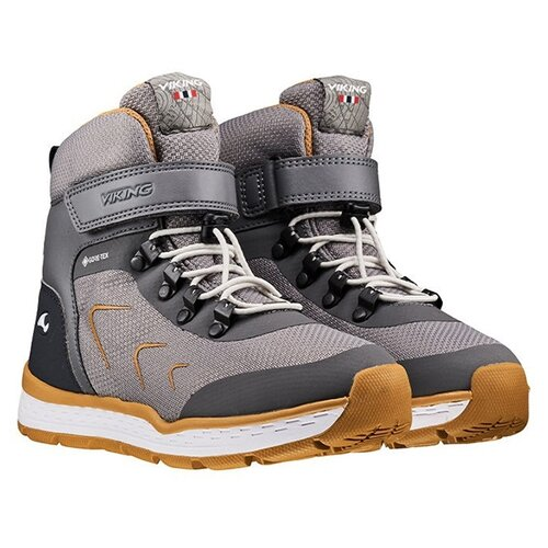 Ботинки VIKING Viking Liam GTX (3-90110) размер 39, grey/granite