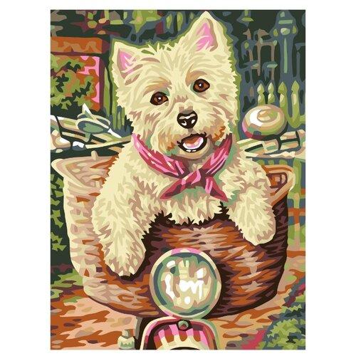 Купить Картина по номерам, 75 x 100, A56, Живопись по номерам , набор для раскрашивания, раскраска, Картины по номерам и контурам