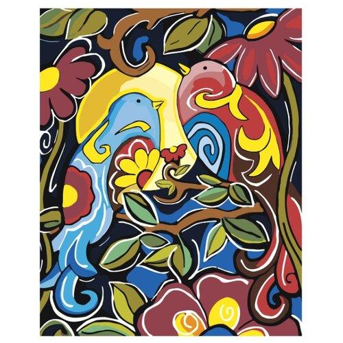 Купить Картина по номерам, 100 x 125, A95, Живопись по номерам , набор для раскрашивания, раскраска, Картины по номерам и контурам