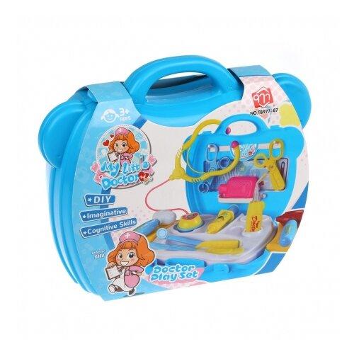 Купить Набор доктора Наша игрушка TB977-87, Играем в доктора