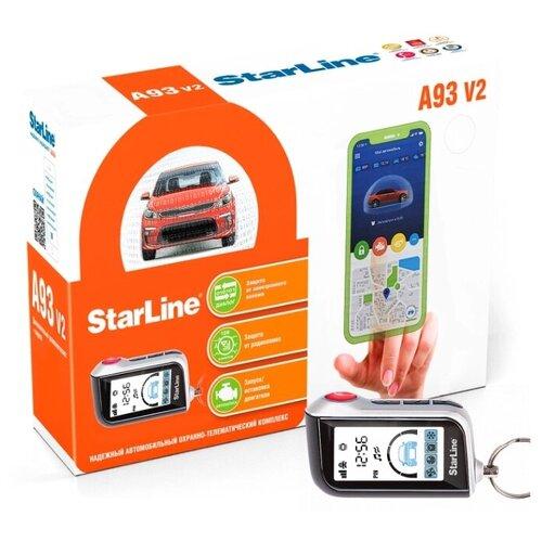 Сигнализация для автомобиля StarLine A93 V2