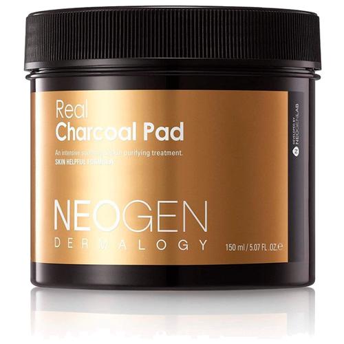 Купить Neogen Очищающие пилинг-диски с древесным углем Charcoal Pad, 60 шт.