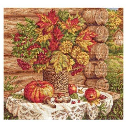 Купить PANNA Набор для вышивания Осенний натюрморт 31 x 35 см (N-1392), Наборы для вышивания