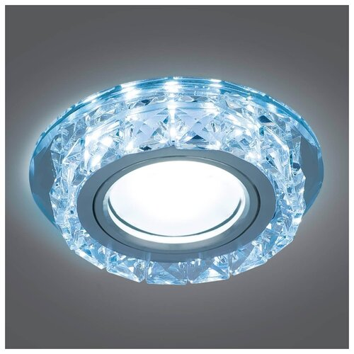 Фото - Встраиваемый светильник Gauss Backlight BL040 светильник gauss встраиваемый светодиодный backlight bl114