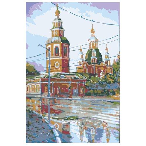 Купить Картина по номерам, 100 x 150, RA049, Живопись по номерам , набор для раскрашивания, раскраска, Картины по номерам и контурам