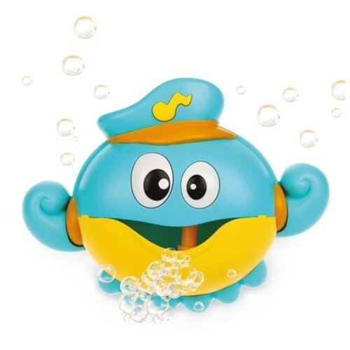 Купить Игрушка для ванной Жирафики Осьминог (644524) голубой, Игрушки для ванной