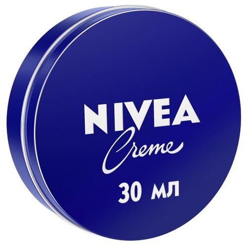 Крем для тела Nivea Creme Универсальный увлажняющий, 30 мл