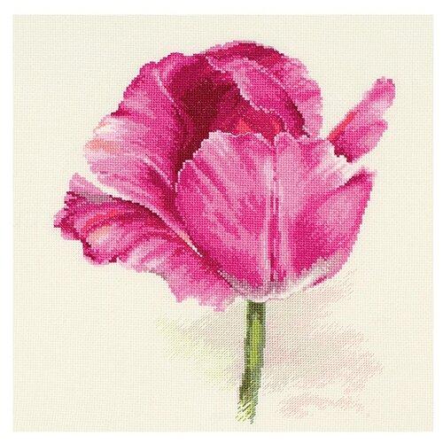 Фото - Алиса Набор для вышивания Тюльпаны. Малиновое сияние 22 x 26 см (2-43) алиса набор для вышивания тюльпаны малиновое сияние 22 x 26 см 2 43