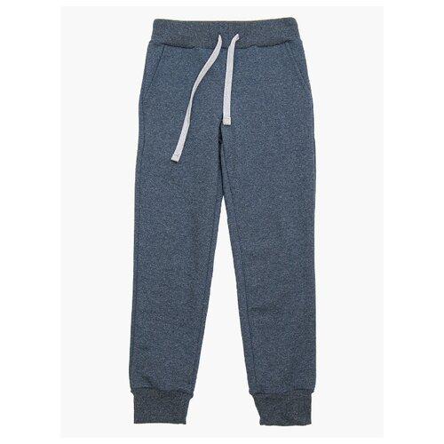 Спортивные брюки Nota Bene размер 98, темно-серый