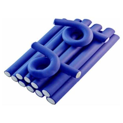 Фото - Бигуди-бумеранги Sibel Superflex Long 4225302 (30 мм) 5 шт. синий мягкие бигуди sibel foam 4251933 34 мм 5 шт желтый