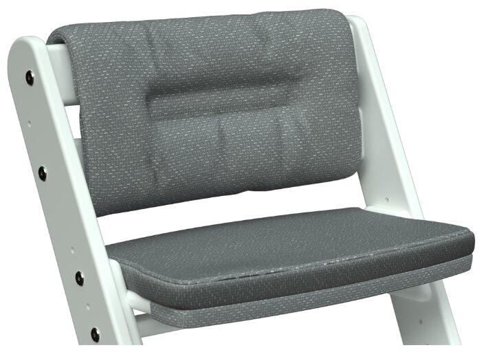 Купить Комплект для стульчика Конек Горбунёк Комфорт, графит по низкой цене с доставкой из Яндекс.Маркета
