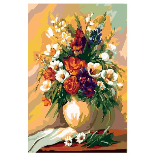 Купить Картина по номерам, 100 x 150, F54, Живопись по номерам , набор для раскрашивания, раскраска, Картины по номерам и контурам