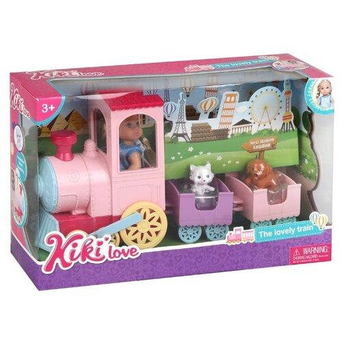 Купить Игровой набор Наша игрушка На прогулке, Y15361175, Куклы и пупсы