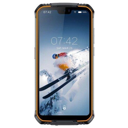 Смартфон DOOGEE S68 Pro черный / оранжевый