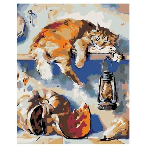 Купить Картина по номерам, 100 x 125, A80, Живопись по номерам , набор для раскрашивания, раскраска, Картины по номерам и контурам