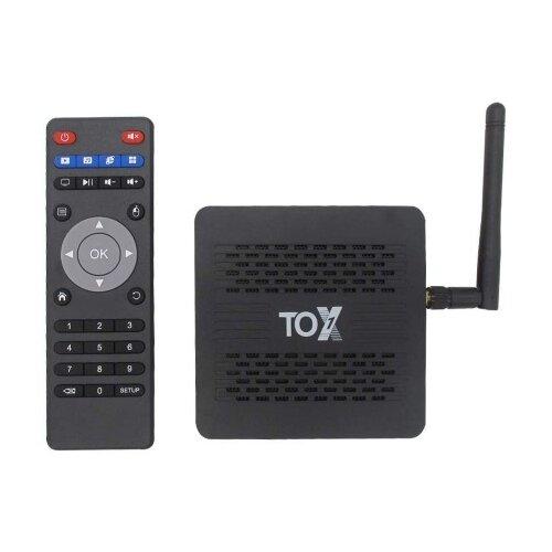 Android TV приставка TOX1 4/32