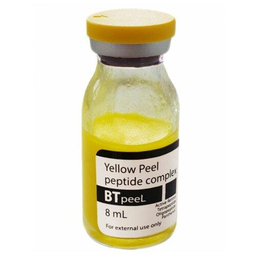Купить Желтый пилинг ретиноевый с пептидным комплексом и пантенолом BTpeel