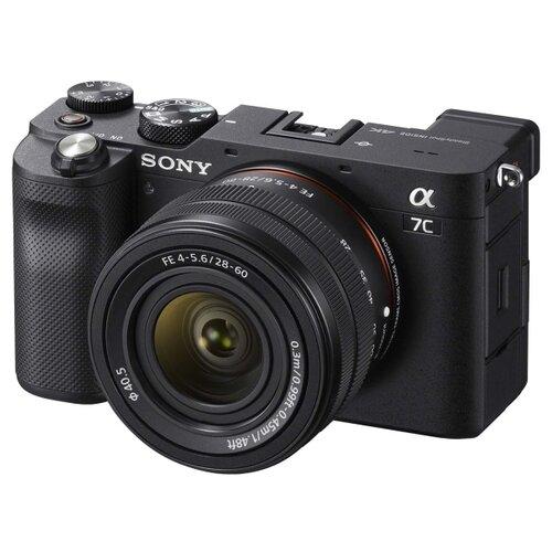 Фотоаппарат Sony Alpha ILCE-7CL Kit черный FE 28-60mm f/4-5.6