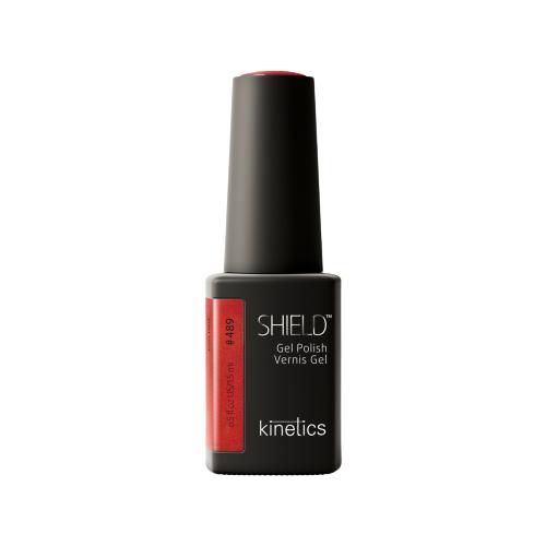 Купить Гель-лак для ногтей KINETICS Shield Blank Space, 15 мл, 489, iron Red