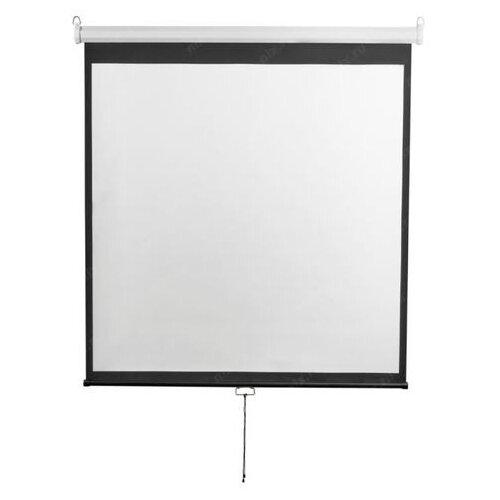 Рулонный матовый белый экран Digis OPTIMAL-D DSOD-16904