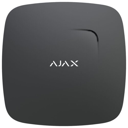 Детектор газа AJAX FireProtect Plus Black охранная gsm система ajax ajax ajax fireprotect plus white