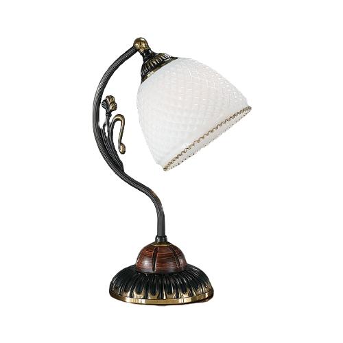 Фото - Настольная лампа Reccagni Angelo P 8611 P, 60 Вт reccagni angelo 8611 l 8611 5