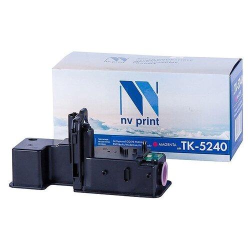 Фото - Картридж NV Print TK-5240 Magenta для Kyocera, совместимый картридж nv print sp310 magenta для ricoh совместимый