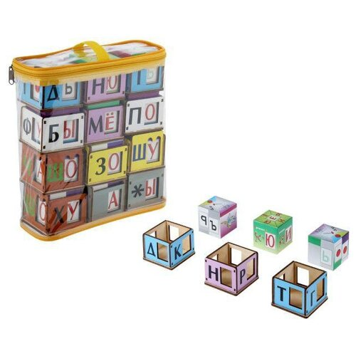Игровые кубики Развивающие игры Воскобовича