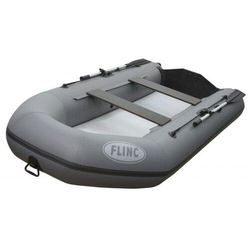 Фото - Надувная лодка Flinc FТ290LA серый надувная лодка flinc ft340к зеленый