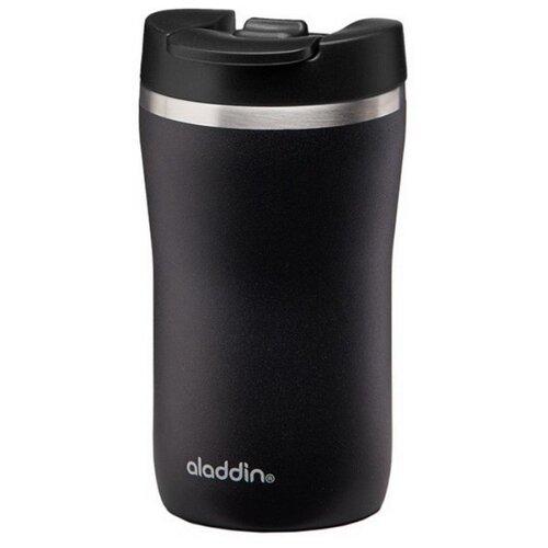 Термокружка Aladdin 0.25L из нержавеющей стали Café Leak-Lock черная